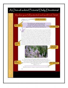 Selah Sample Page
